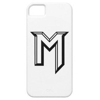 Master M Logo iPhone 5 Cover
