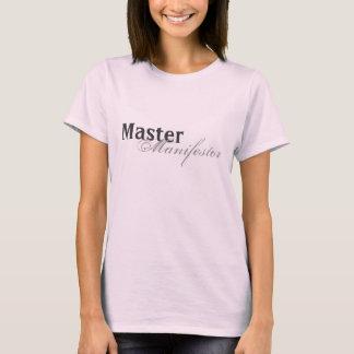 Master Manifestor - Law of Attraction T-Shirt
