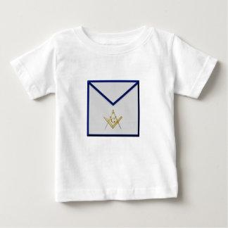 Master Mason Apron Baby T-Shirt