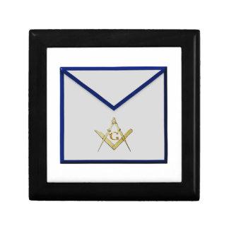 Master Mason Apron Gift Box