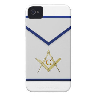 Master Mason Apron iPhone 4 Cover