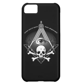 Master Mason iphone case skull iPhone 5C Case