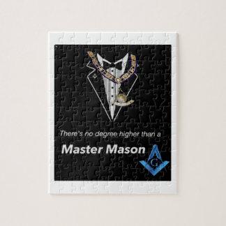 Master Mason Jigsaw Puzzle