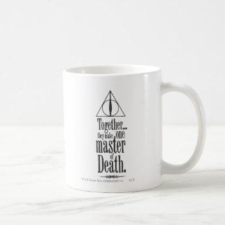 Master of Death Basic White Mug