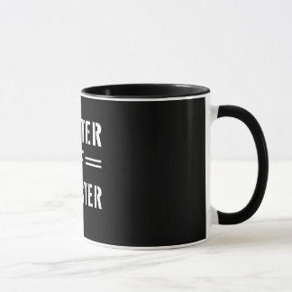 Master of Disaster Mug