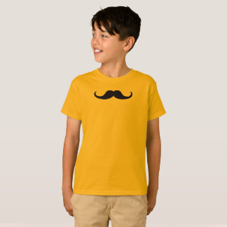 Master of Disguise Mustache Customizable T-Shirt