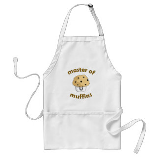 Master of Muffins - Apron