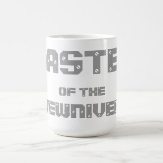"''Master Of The Brewniverse"" Mug"