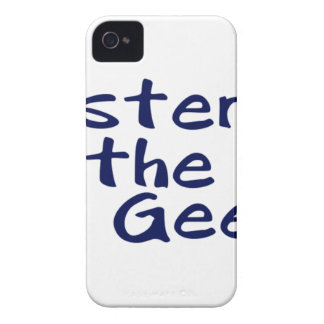 Master of the geeks iPhone 4 covers