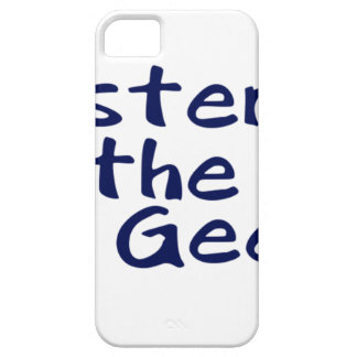 Master of the geeks iPhone 5 case