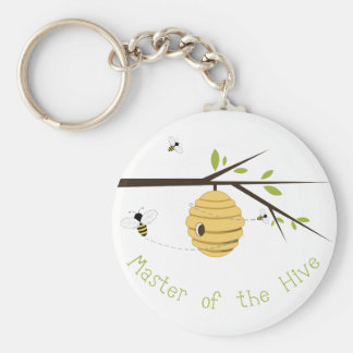 Master Of The Hive Key Ring