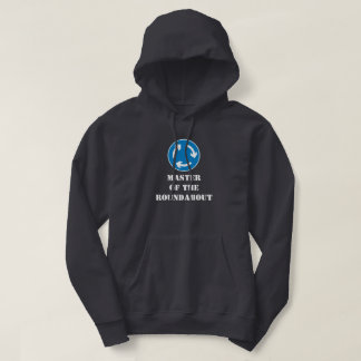 Master Of The Roundabout Funny Vacation Hoodie
