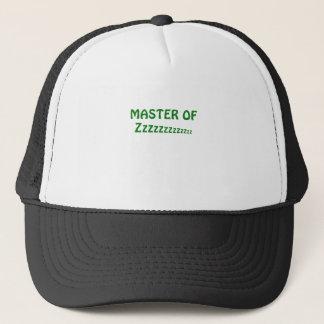 Master of Zzzzzzzz Trucker Hat