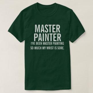 Master Painter T-Shirt