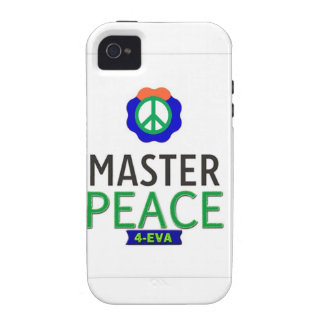 MASTER PEACE Case-Mate iPhone 4 CASE