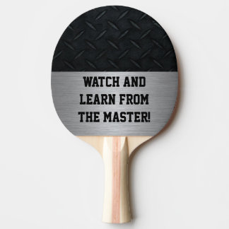 Master Ping Pong Player