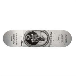 Master Regulator 21.6 Cm Skateboard Deck