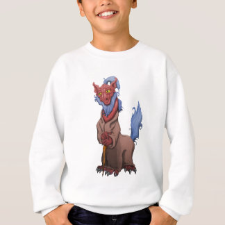 Master Reptilian Sweatshirt