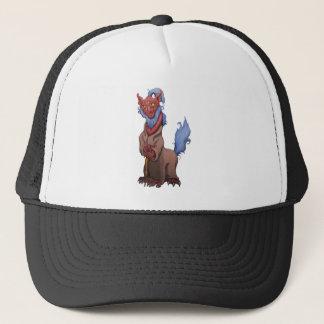 Master Reptilian Trucker Hat