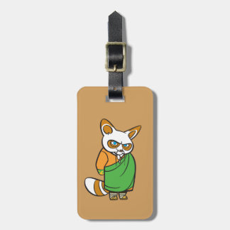 Master Shifu Luggage Tag