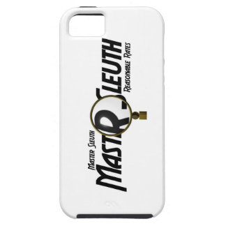 Master Sleuth: Reasonable Rates iPhone 5 Case