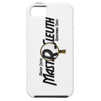 Master Sleuth: Reasonable Rates iPhone 5 Case