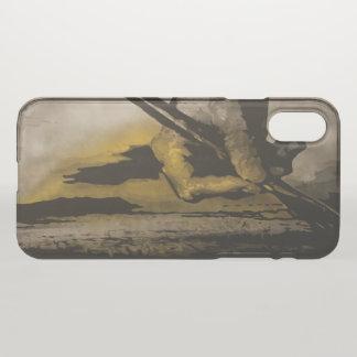 """""""Master"""" Translucent iPhone X Case"""
