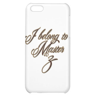 Master Z Case For iPhone 5C