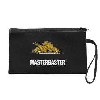 Masterbaster Funny Holiday Turkey Wristlet