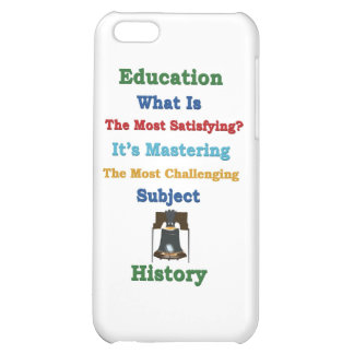 mastering satisfying History 3D iPhone 5C Cover