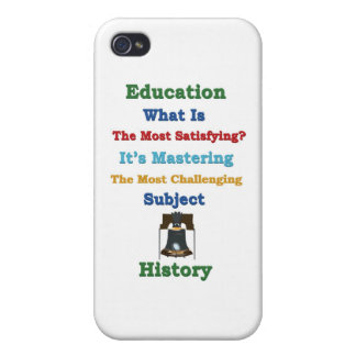 mastering satisfying History 3D Case For iPhone 4