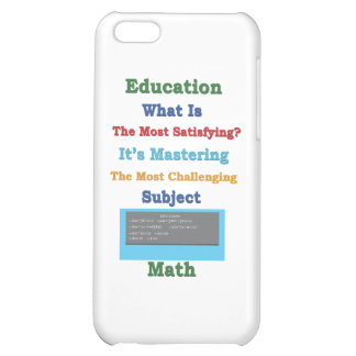 mastering satisfying Math 3D Cover For iPhone 5C