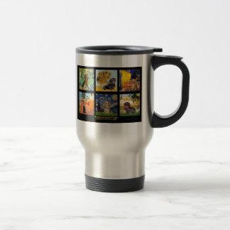 Masterpiece Composite-Dachshunds Mugs