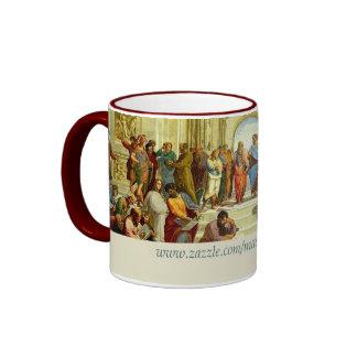Masterpiece Gallery Logo, Image, Title and URL Coffee Mug