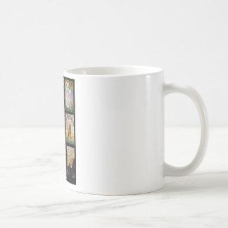 Masterpiece Golden Retrievers Basic White Mug