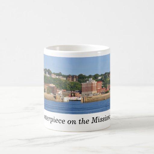 Masterpiece on the Mississippi Mug