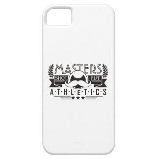 masters athletics shot put iPhone 5 cases