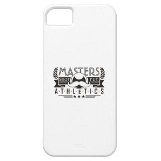 masters athletics shot put iPhone 5 covers