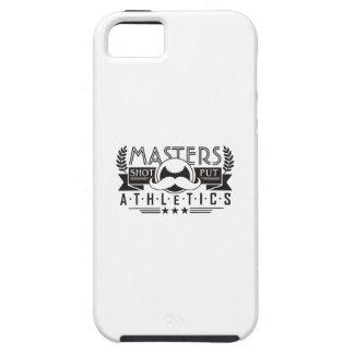 masters athletics shot put tough iPhone 5 case