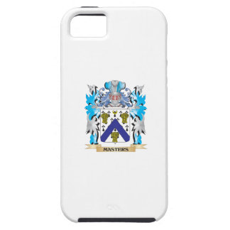 Masters Coat of Arms - Family Crest iPhone 5/5S Cases