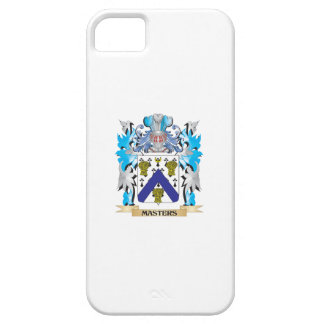 Masters Coat of Arms - Family Crest iPhone 5 Case