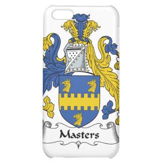 Masters Family Crest iPhone 5C Cases