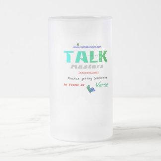 masters - glass coffee mugs