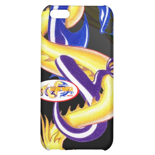 Masters of Dragons Case For iPhone 5C