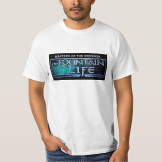 Masters of the Universe: The Fountain of Life T-Shirt