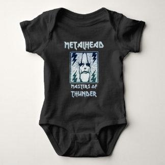 Masters Of Thunder Baby Bodysuit