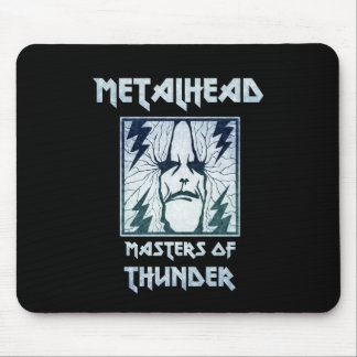 Masters Of Thunder Mouse Pad