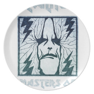 Masters Of Thunder Plate