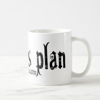 Masters Plan Mug