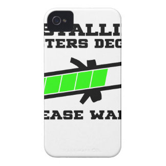 masters student iPhone 4 Case-Mate cases